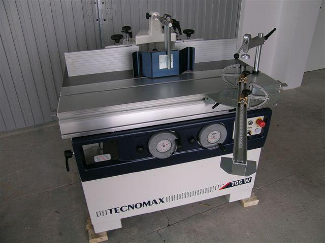 Frezarka dolnowrzecionowa SCM / TECNOMAX T55W