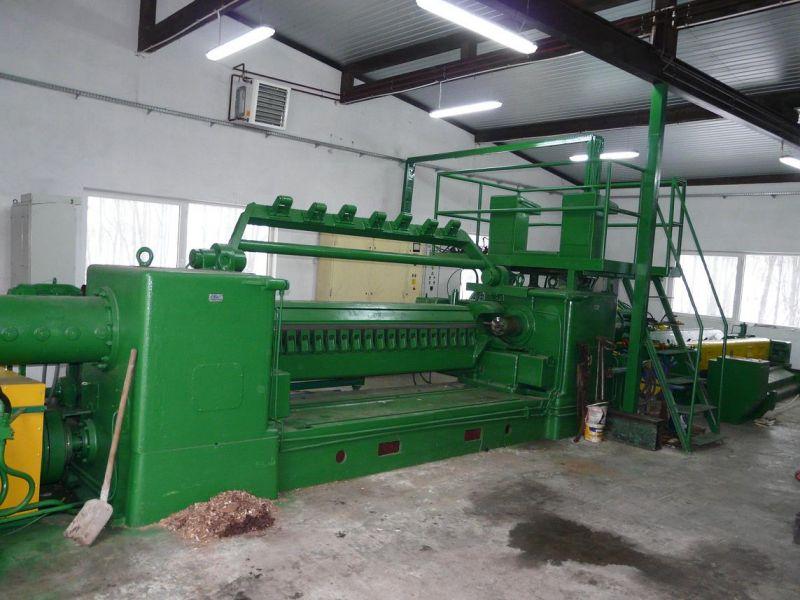 Maszyny do produkcji forniru