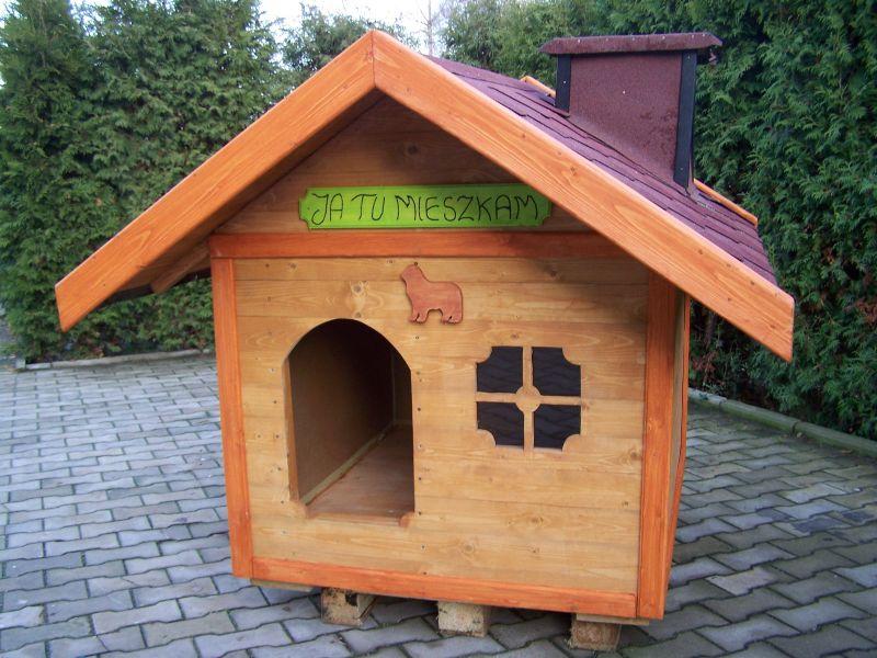 domek dla psa, prawdziwy rarytas!!