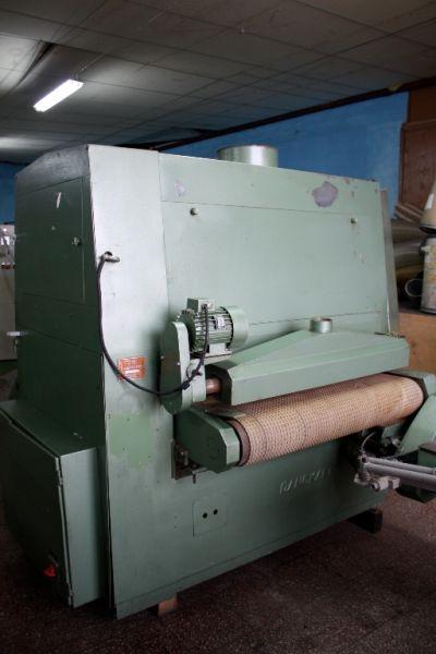 Szlifierka szerokotaśmowa DANCKAERT 1100 mm