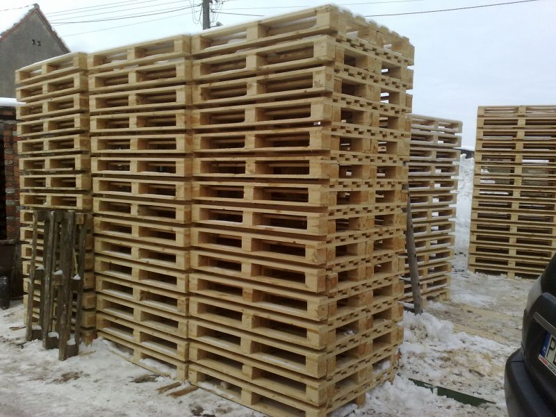 SPRZEDAM PALETY 1200X1000 KL. 2
