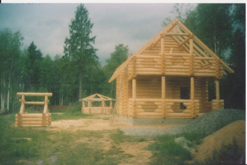 Деревянные дома на заказ