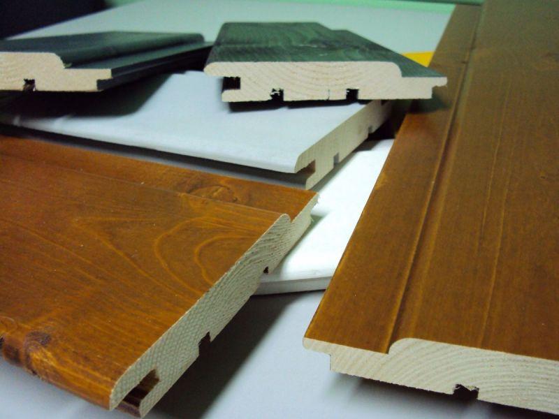 Naturalne lub lazurowane drewno-najniższe ceny!