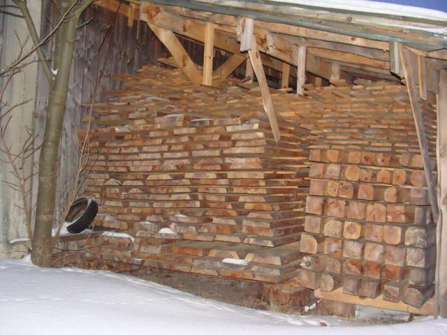 Sprzedam Drewno pod budowę Domu
