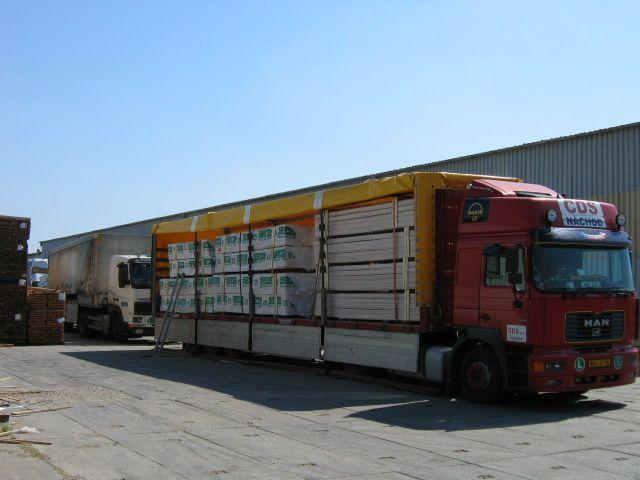 Europejski producent drewna-współpraca