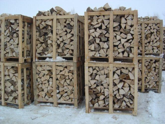 Kupię drewno kominkowe - hurt