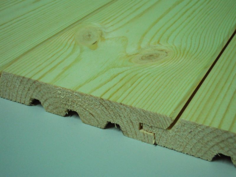 Fasadowe drewno