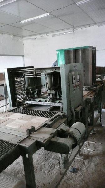 maszyny do obrobki drewna