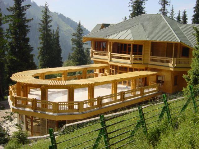 Domy z bala - cedr syberyjski - drewno kalibrowane, CENY KONKURENCYJNE