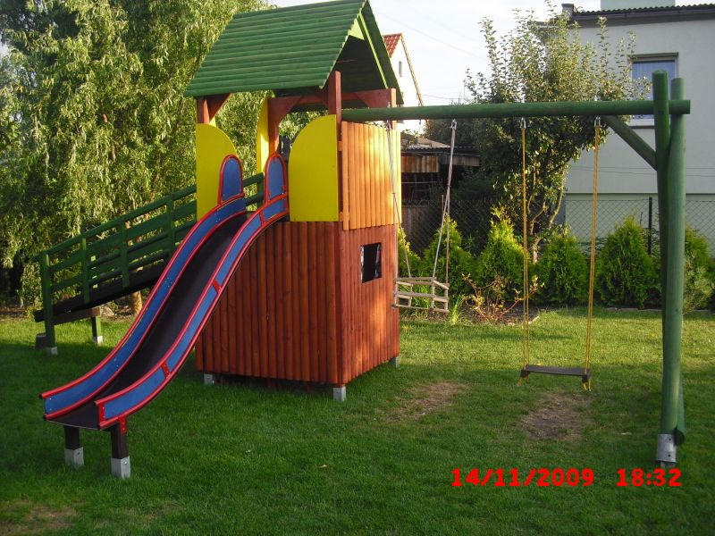 plac zabaw 2000