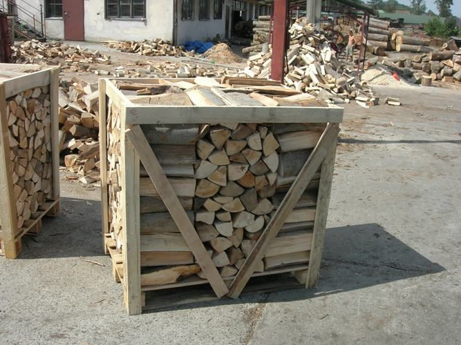 Poszukuję drewna opałowego liściastego