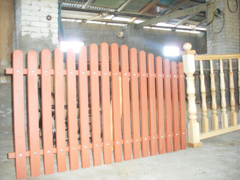 gotowe przęsła drewniane tanio