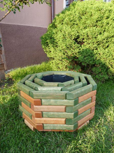 Bogata oferta: donice, doniczki drewniane do ogrodu od producenta