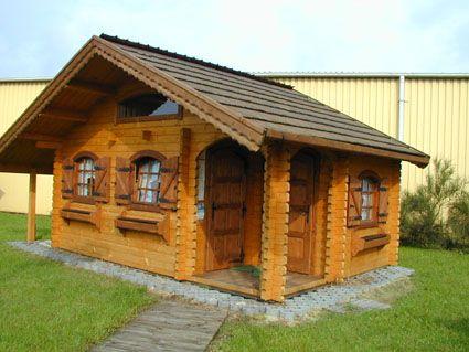 Okazja domek rekreacyjny domek ogrodowy domek for Case economiche a prezzi accessibili