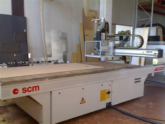 MASZYNY CNC - SCM PRATIX N15 do Nestingu