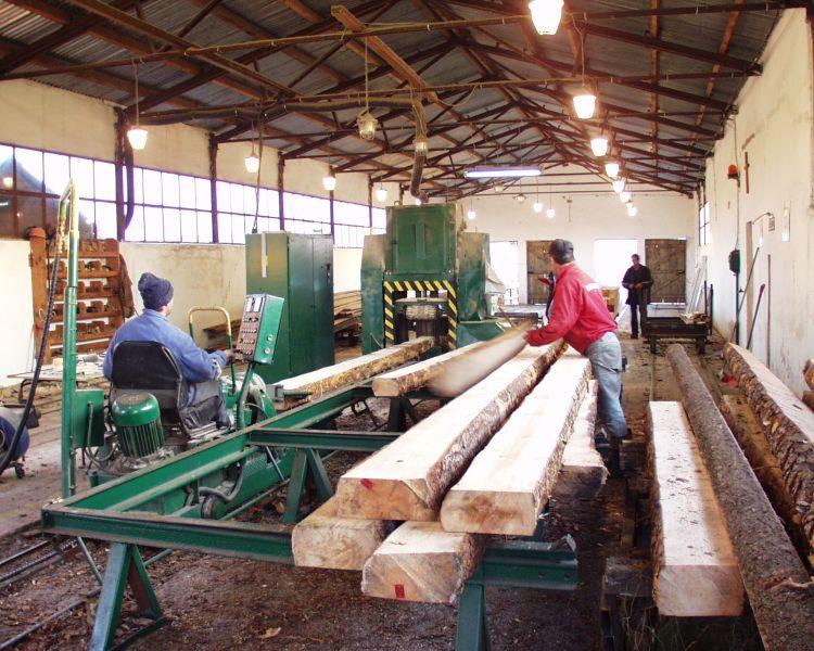 ZU VERKAUFEN Sägewerk  - im Nordosten Polen: Jerutki