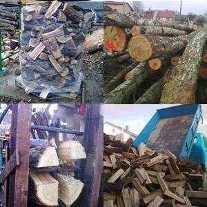 Drewno kominkowe woj.podlaskie