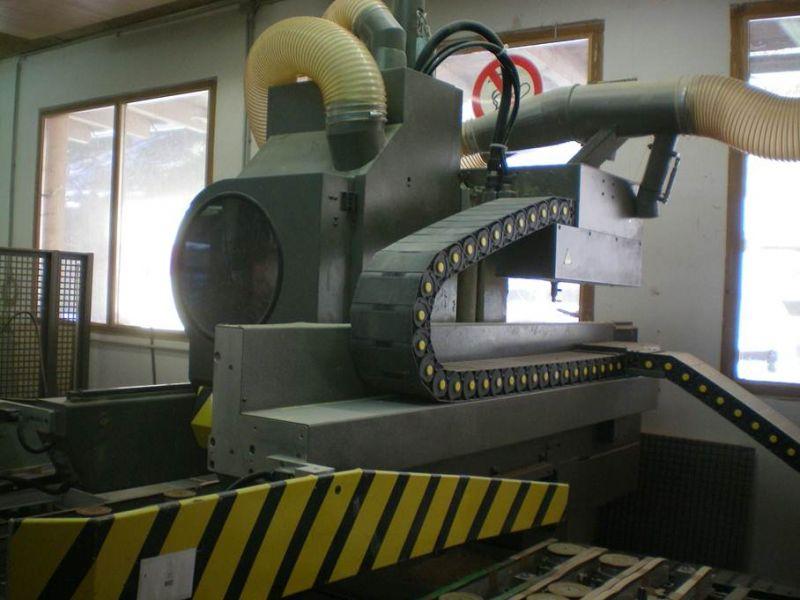 MASZYNY  CNC  - MORBIDELLI  AUTHOR 510 rok 1997 do drzwi