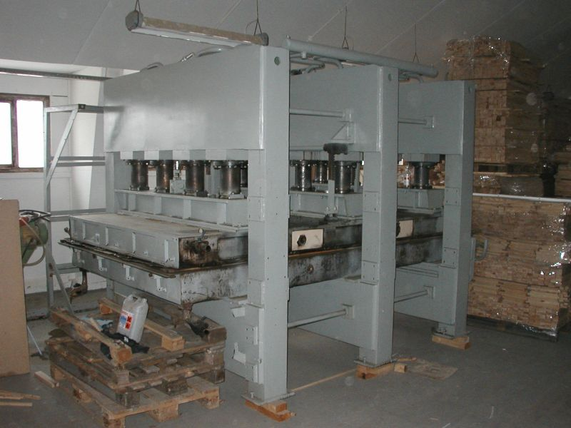 Prasa hydrauliczna SOMA