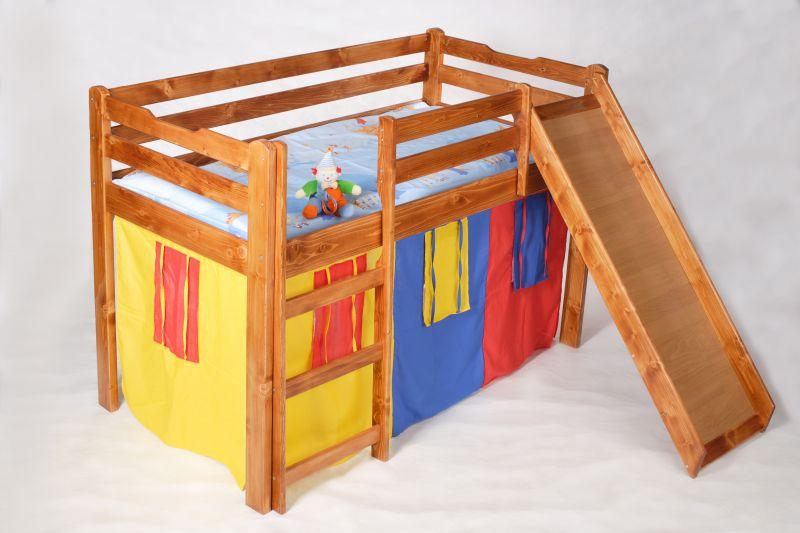 Sprzedam nowe łóżko dziecięce ze zjeżdzalnią