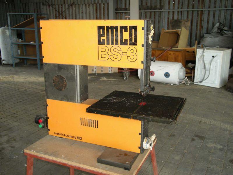 Piła taśmowa EMCO BS-3