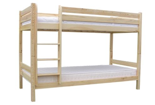 Łóżka piętrowe i inne wyroby sosnowe