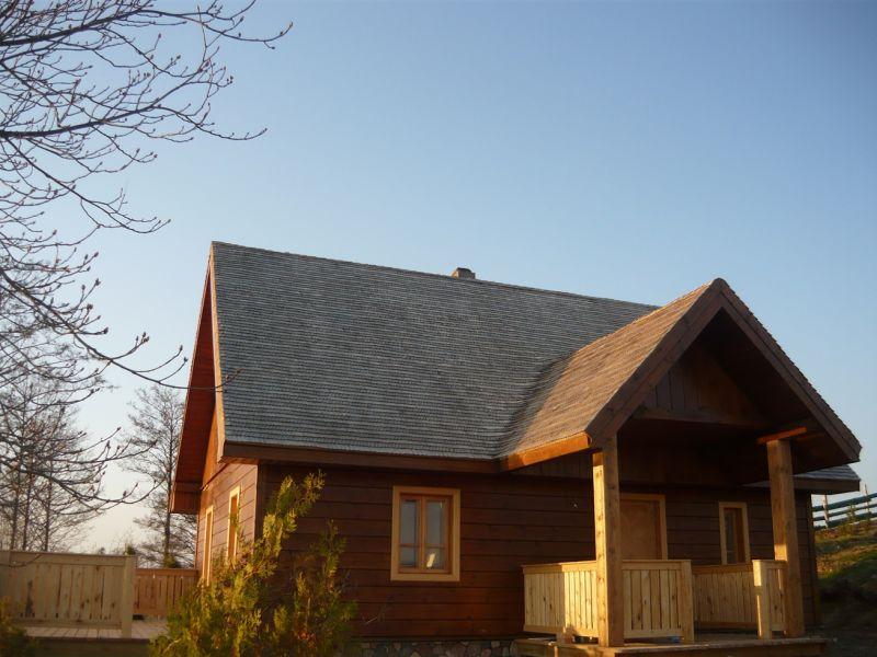 strzecha gont wiór dachy z wióra dachy ekologiczne