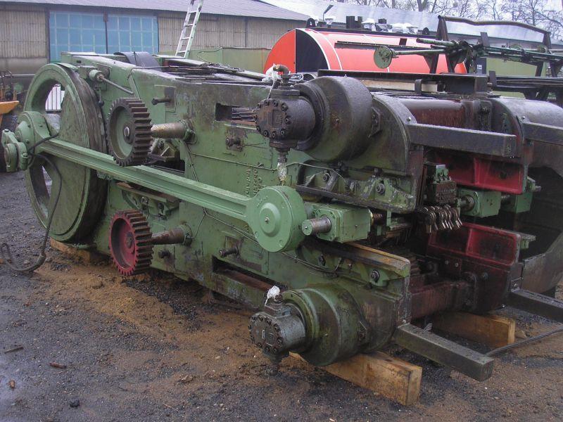Trak pionowy LINCK BV 71