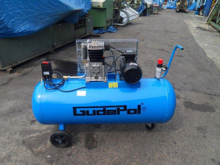 Kompresor tłokowy GUDEPOL -150 l