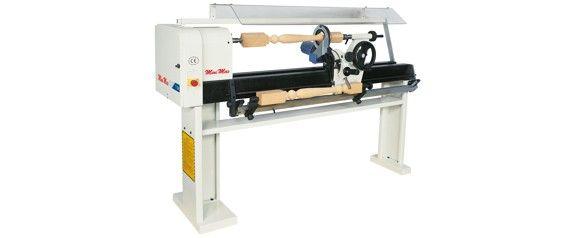 T 124 Tokarka do drewna z urządzeniem do kopiowania firmy SCM - maszyna fabryczna [nowa]