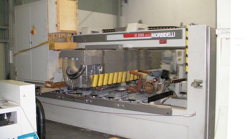 CNC MORBIDELLI U550