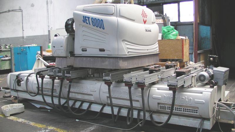 CNC BUSELLATO JET 6000