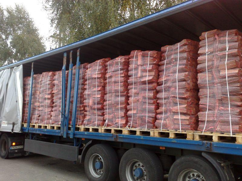 Drewno kominkowe ilości cało pojazdowe