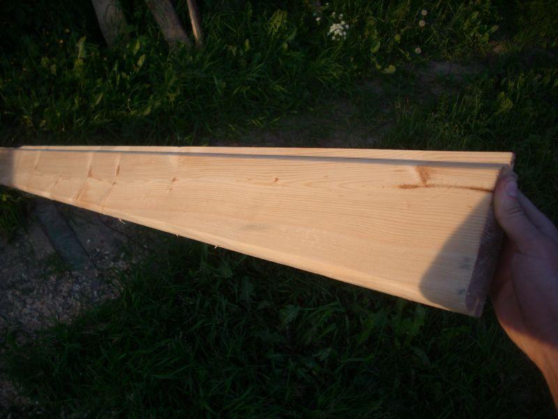 Deski Szalunkowe Deski Podbitkowe Deski Podłogowe Elementy Strugane z Sosny