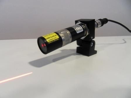 Wskaźniki laserowe - lasery liniowe