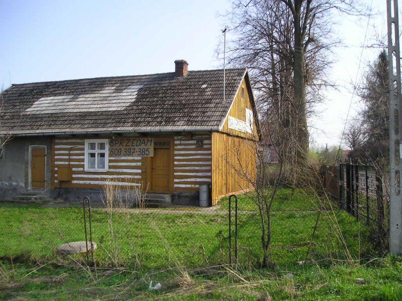 sprzedam drewno z rozbiórki starego domu