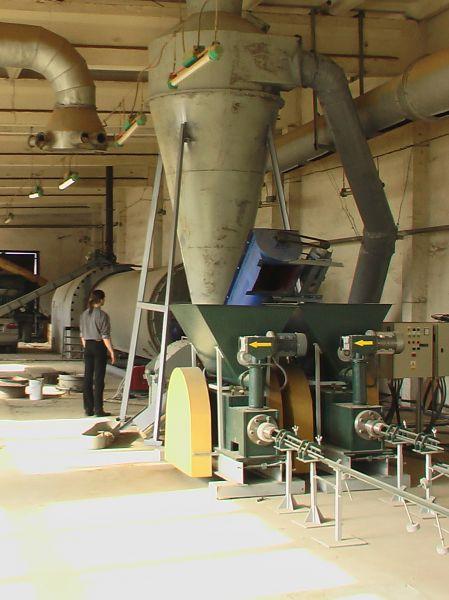Brykieciarki Granulatory Elektrownie wiatrowe