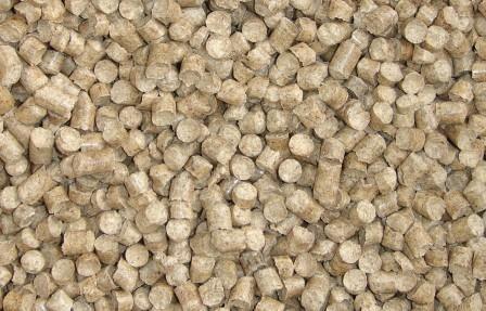 pellet drzewny