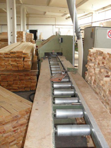 Pilnie sprzedam maszyny stolarskie do obróbki drewna