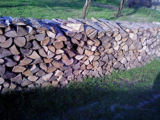 Drewno opałowe kominkowe