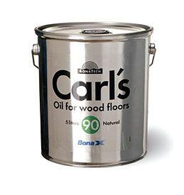 Carl's olej do podłóg z drewna
