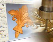Dowolne drewniane rzeźbione elementy dekoracyjne