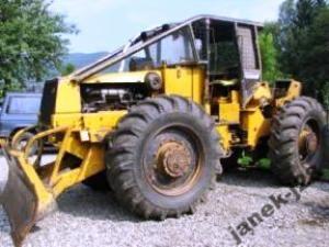 Ciagnik zrywkowy Brimont TH416,150kM