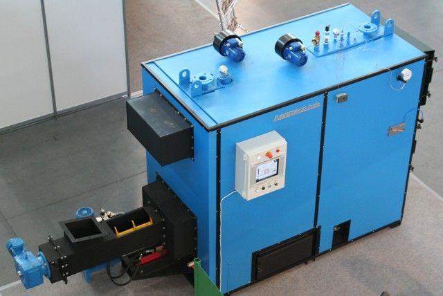 Kocioł na biomasę 900 kW w promocyjnej cenie!