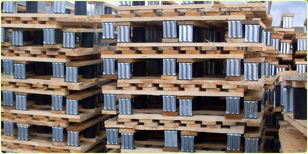 Produkcji palet 800x600mm typu dusseldorfer