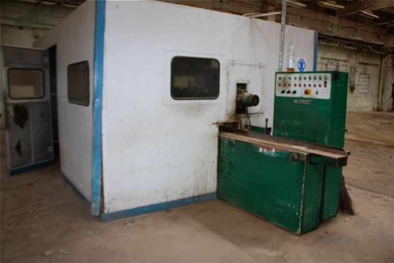 Strugarka 4 stronna TOS SVITATVA 8 głowic+kabina