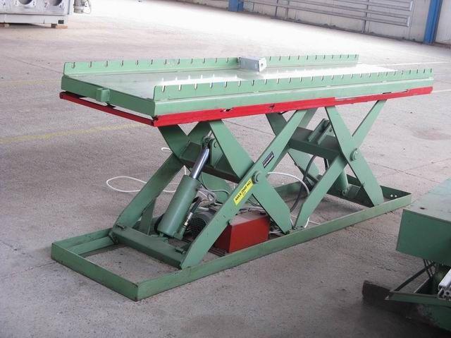 Stół podnoszony hydrauliczny Trans-Lyft stan IDEALNY