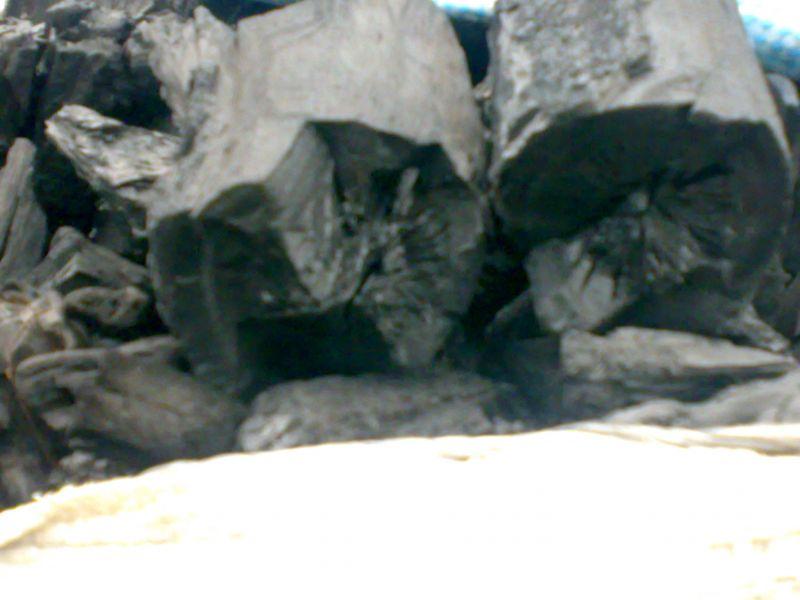 Sprzedam niesortowany węgiel drzewny z Afryki