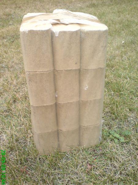 Brykiet drzewny RUF - sprzedam