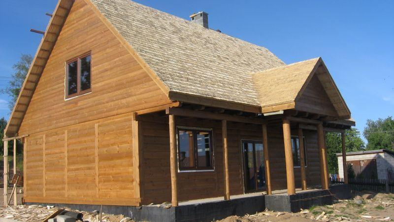 Drewniane Domy Szkieletowe